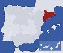 Mapa de las pahs de CATALUNYA