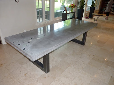 Concrete Design And Fabrication Group Features Gfrc