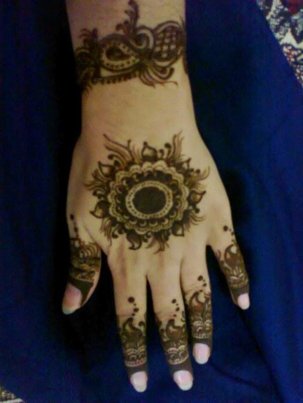 Mehndi Designs Tikiya : Tikki mehndi designs vol beauty makeup tips jigartv