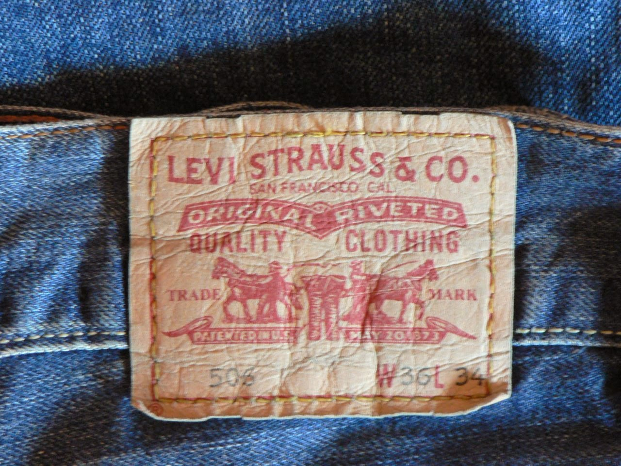Levi Strauss  How An American Classic Lost Its Plot Brand