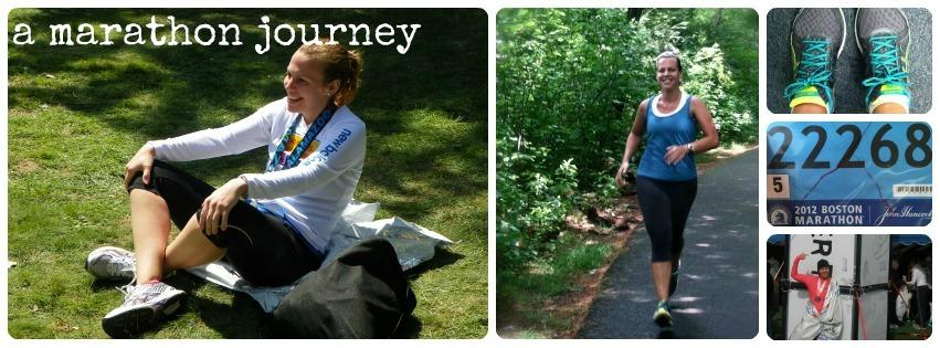 a marathon journey