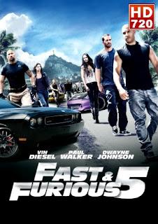 Ver A todo gas 5 (2011) online