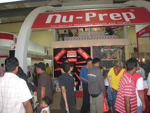 Tongkat Ali Nu-Prep 100, MAHA 2010 'Jenama Malaysia - Harta Khazanah Negara' Tersergam.
