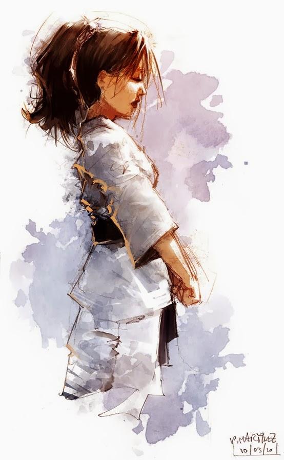 Karate girl pics 42