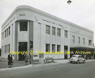Roseville branch in 1959