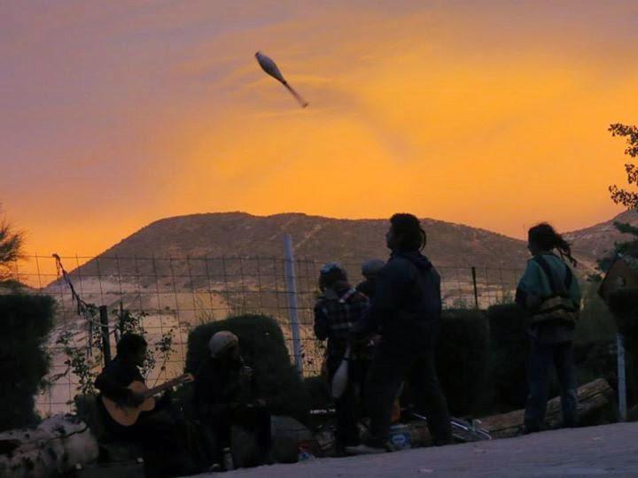 Atardecer en el deSierto Circo 2014