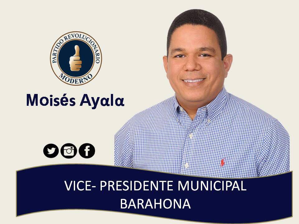 UN DIRIGENTE PERREMEISTA DE AVANZADA, BARAHONERO DE PURA CEPA