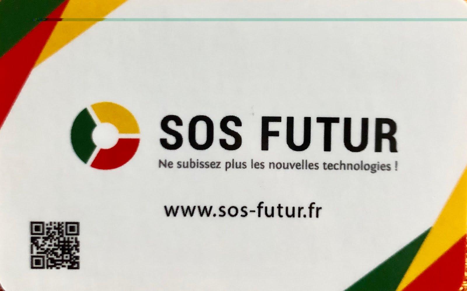SOS FUTUR nouveau sponsor