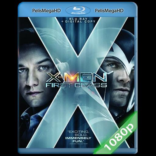 X-Men: Primera Generación (2011) 1080P HD MKV ESPAÑOL LATINO