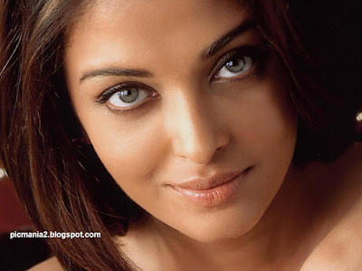 Aishwarya and baby