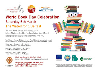 World Book Day celebrations in Belfast