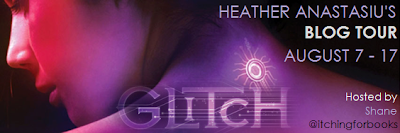 {Review+G!veaway} Glitch by Heather Anastasiu @h_anastasiu @stmartinspress