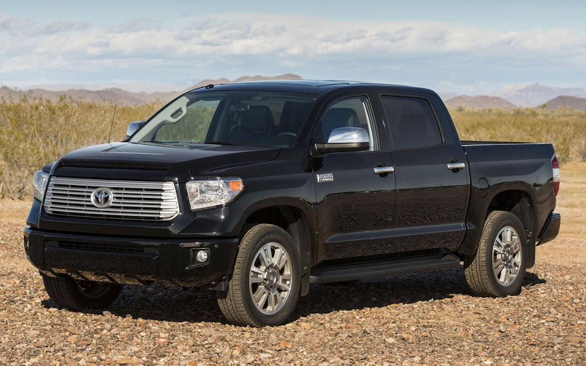 2014 Toyota Tundra Widescreen HD Wallpaper 8
