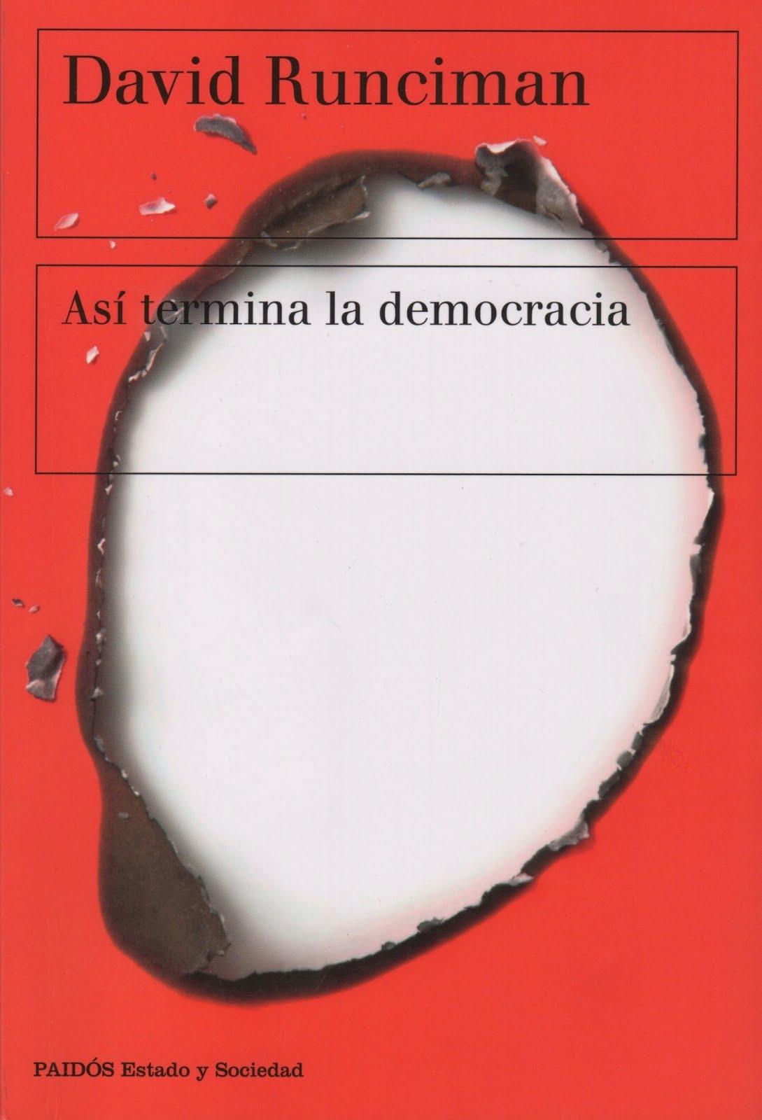David Runciman (Así termina la democracia)