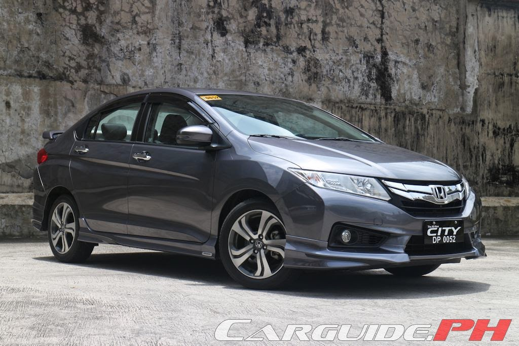 Review: 2014 Honda City VX Aero Sport Modulo
