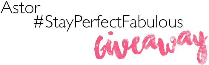 Giveaway: Win the Astor Perfect Stay Fabulous Lipstick Range!