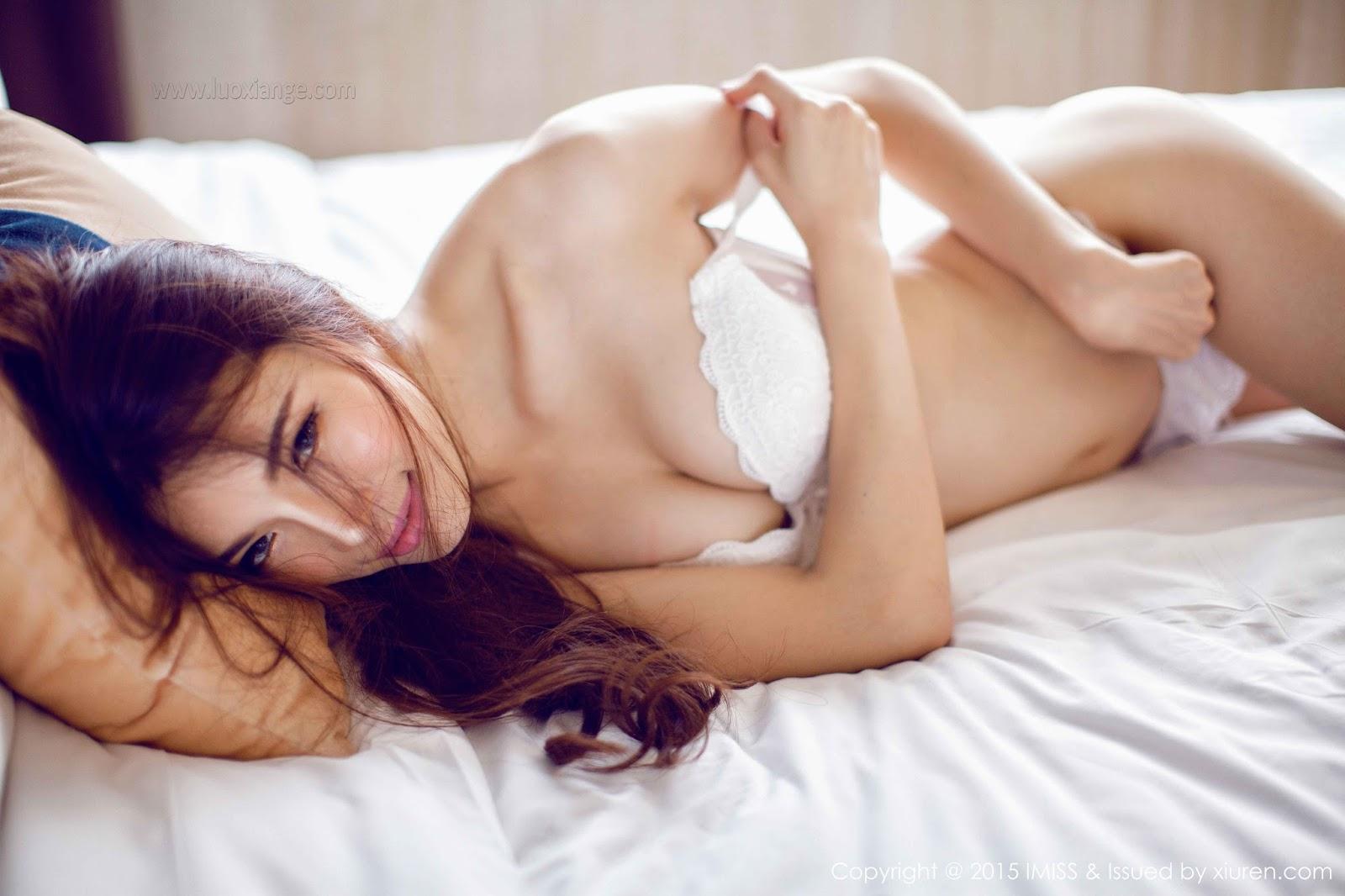 pezón chicas asiáticas