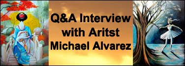 My Q&A Interview with California based Artist