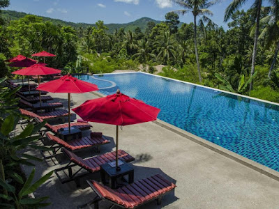 Kirikayan Luxury Pool Villas & Spa Hotel, Maenam
