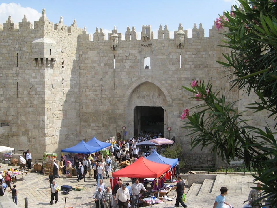 Sojourn in Jerusalem