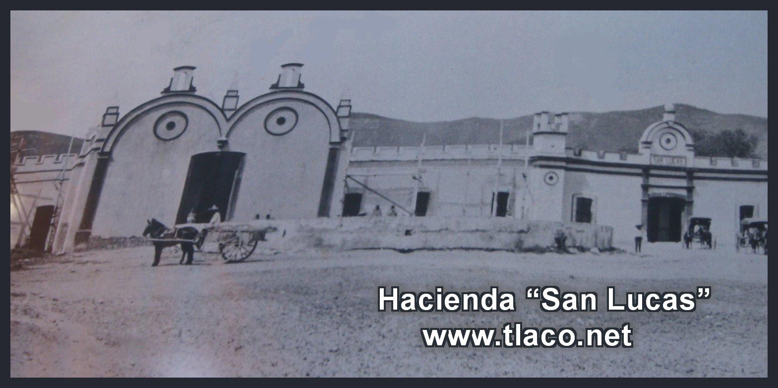 Ex-hacienda San Lucas en Palmillas, Tlacotepec Puebla
