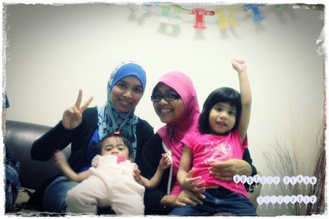celebrate bestday my nephew - aiman turning 7
