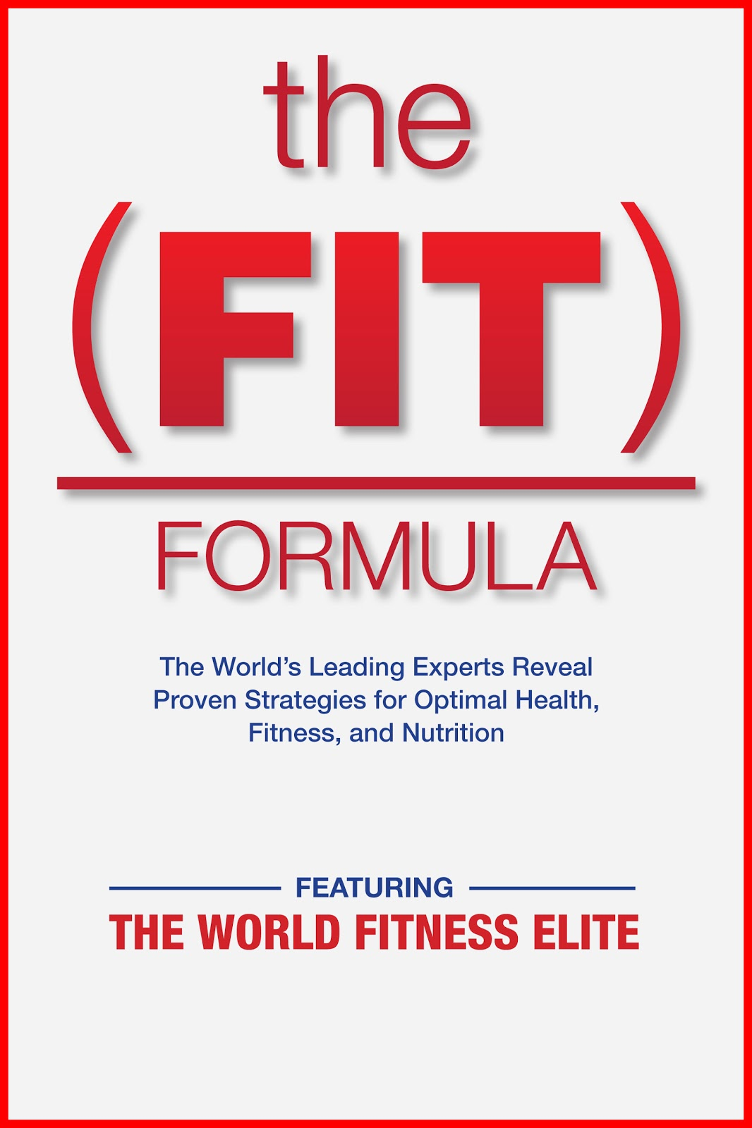 the formula to sustain body fitness The f within the fitt formula would apply respiratory systems to sustain physical your level of fitness e recovery-when the body is.