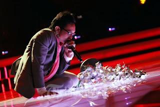 Isa Raja X-Factor