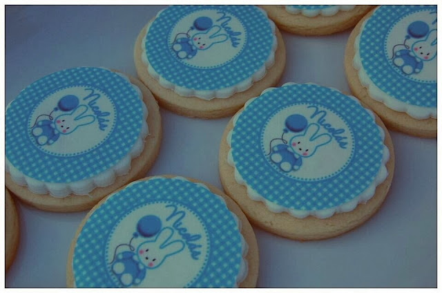 Galletas papel comestible
