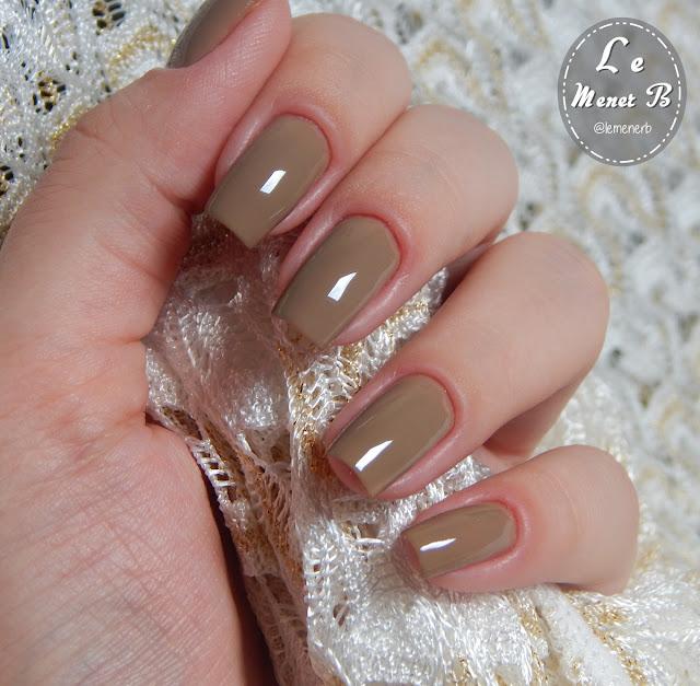 esmalte marrom