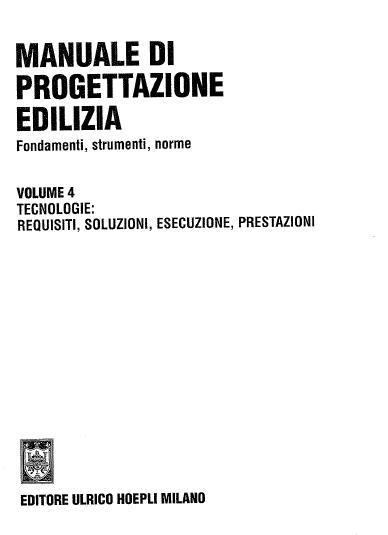 Coffe share manuale di progettazione edilizia pdf for Progettazione edilizia gratuita