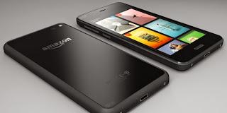 Le premier smartphone d'Amazon