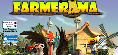 Farmerama online farm farming game