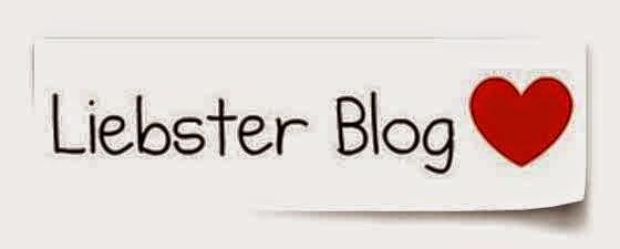 Liebster Blog Award 2014 + WYNIKI ROZDANIA.