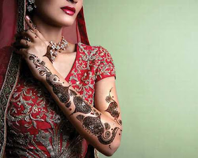Henna Fashion