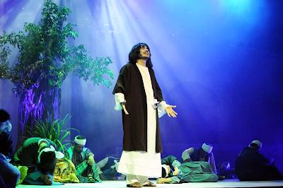 """Drama Muzika Hari Kebangkitan """"Heaven and Earth Rejoice!"""""""