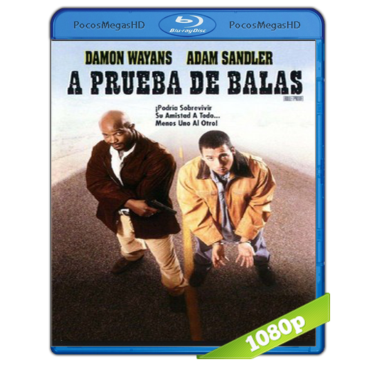 A Prueba de Balas (1996) BRRip 1080p Audio Dual Latino/Ingles 5.1