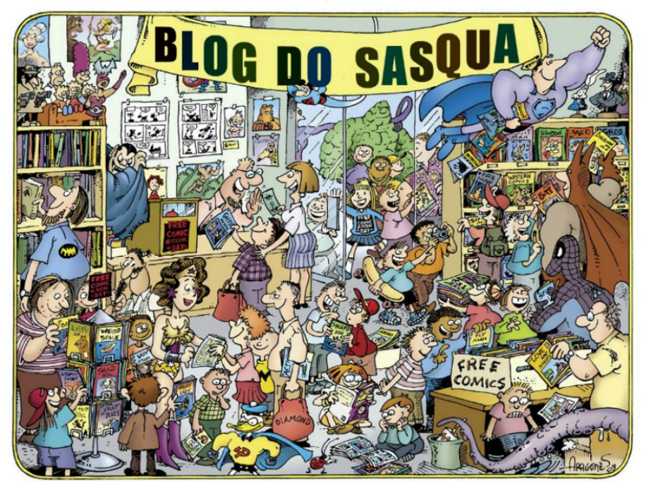 BLOG DO SASQUA