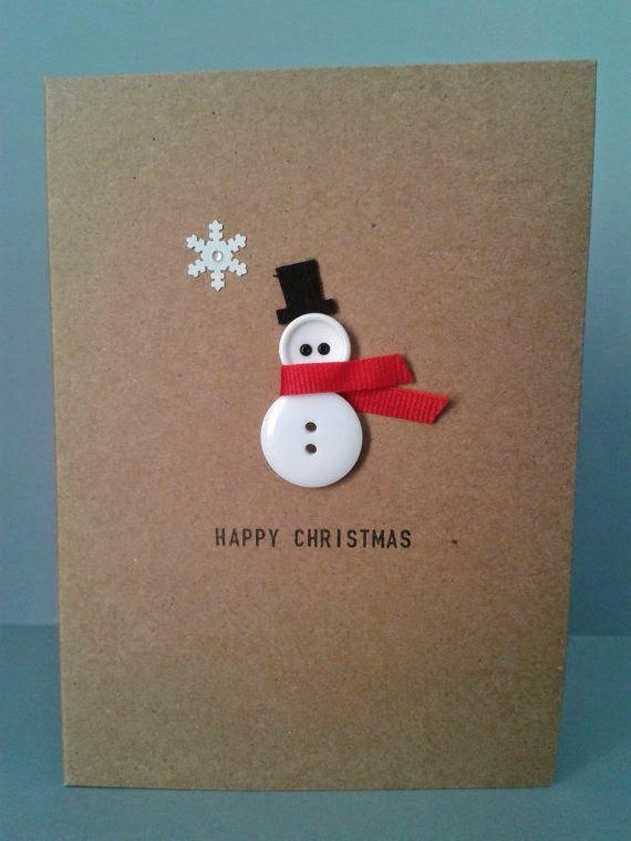 Blog sue o de hadas ideas de regalo para navidad - Ideas para hacer postales de navidad con ninos ...
