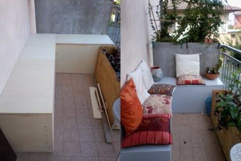 My littel balcony - Architettura e design a Roma