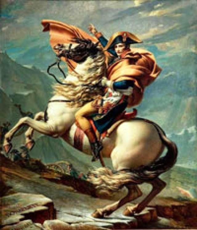 El Conocido Caballo de Napoleón
