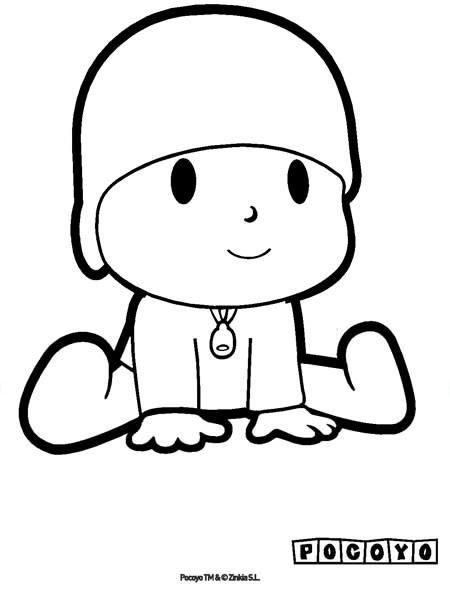 Pacman Para Colorear | Dibujos Para Colorear Online