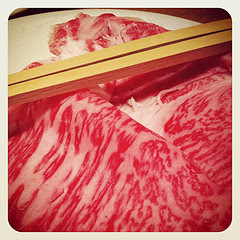 Red Meat by Gonmi via Flickr and a Creative Commons license