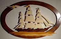 placas em madeira