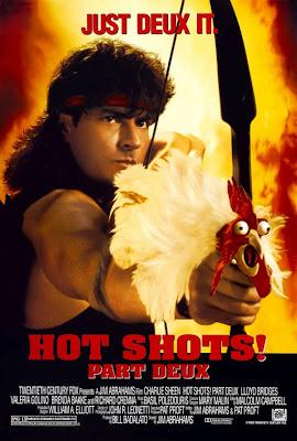 Phim Chiến Binh Thượng Đẳng - Hot Shots! Part Deux