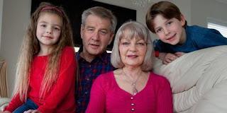New Zealand's oldest mother, Lyn Mason