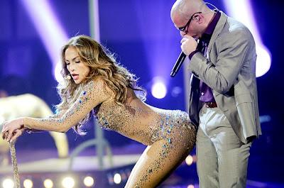 Jennifer Lopez feat. Pitbull - Live It Up