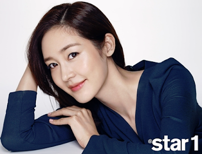 Sung Yuri @Star1 Magazine November 2015