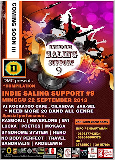 Event Musik Indie
