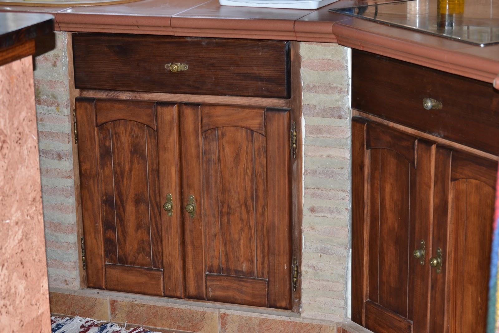 Puertas de muebles de cocina rusticos - Puertas de cocina rusticas ...
